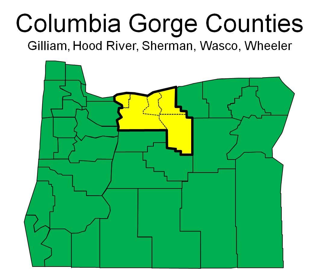 Hood River Oregon Population