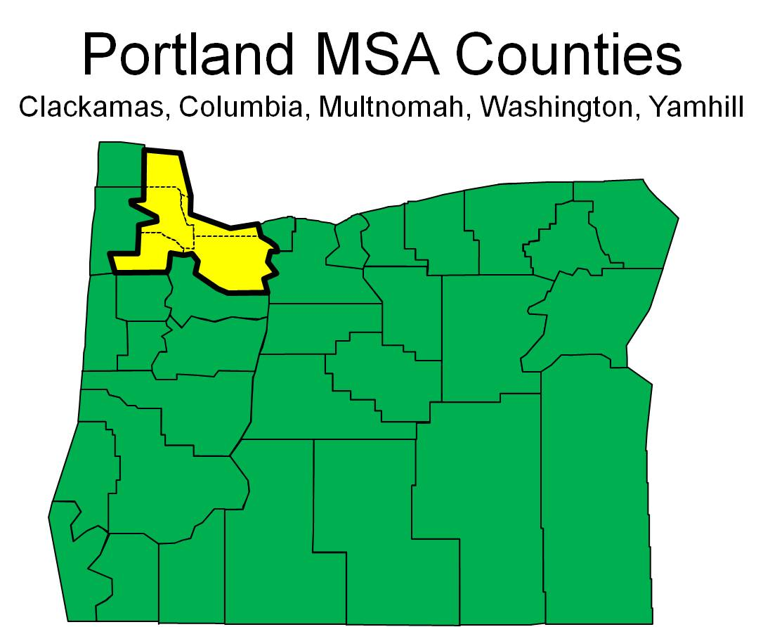 Portland Metro  Oregon Office of Economic Analysis
